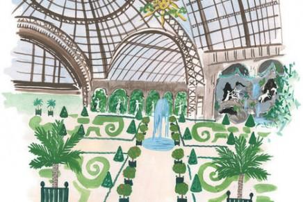 2014 Biennale des Antiquaires to be dressed in Maison Francis Kurkdjian's all-natural Côté Jardin