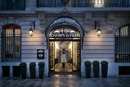La Clef Champs-Elysées Paris – A new prestigious address in the heart of Paris