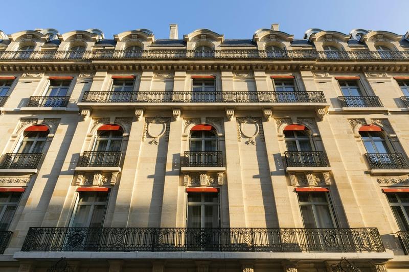 La Clef Champs-Elysées Paris 2019-facade