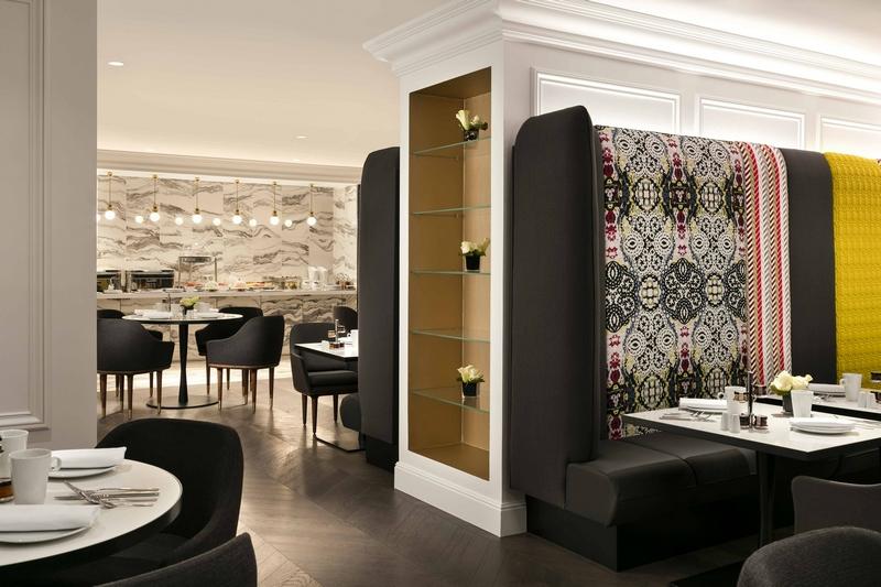 La Clef Champs-Elysées Paris 2019-restaurant