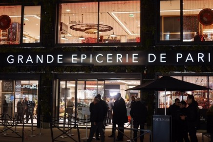 La Grande Epicerie de Paris, the ultimate in Paris gourmet food stores, opens a sister emporium. Don't miss the tablettothèque