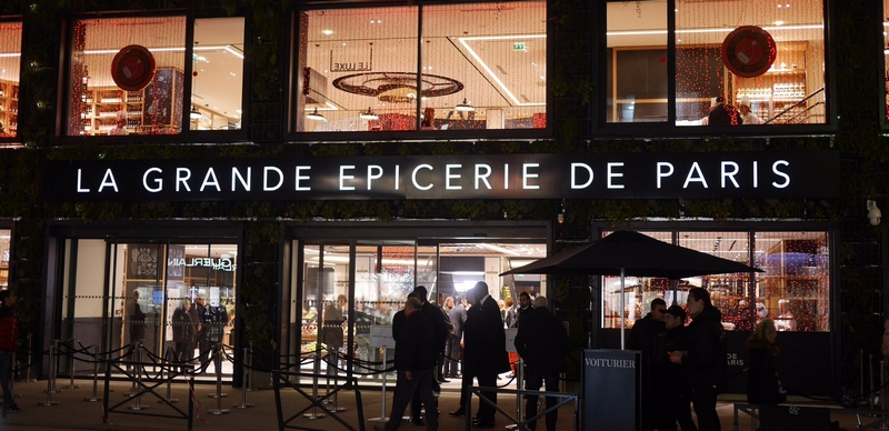 La Grande Epicerie de Paris, the ultimate in Paris gourmet food stores, opens a sister emporium-