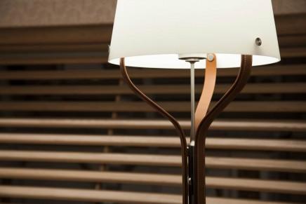 Maison Hermès en lumière: the Pantographe and Harnais lighting