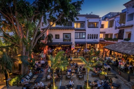 Nobu Marbella Spain is undoubtedly one of the most intriguing European hotel launch this season
