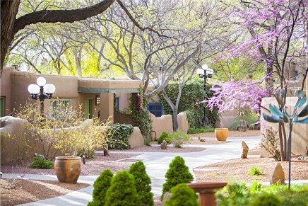 For sophisticated travelers: La Posada de Santa Fe – New Mexico's first Luxury Collection hotel