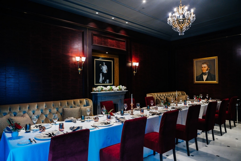 La Table Krug by Y at The Ritz-Carlton, Bahrain - A rough luxury cuisine d'author experience