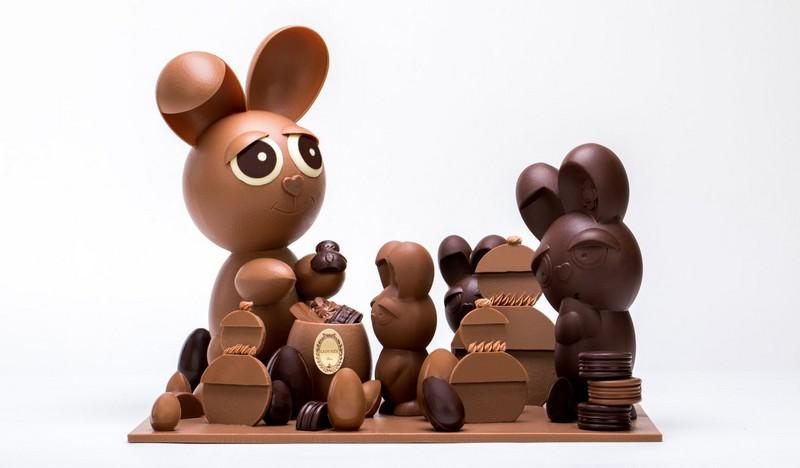 Ladurée Easter Chocolate