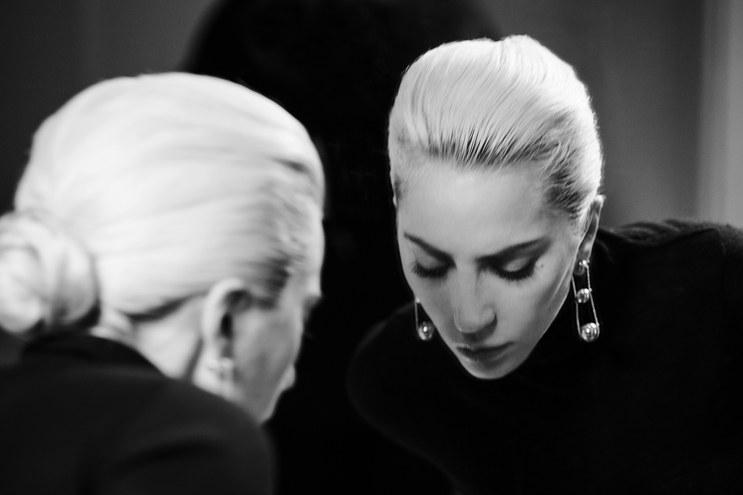 Lady Gaga for Tiffany Hardwear 2017 Super Bowl campaign