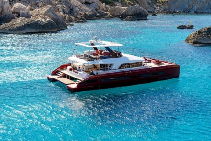 Must-See Yachts, Boats, and Marinte Tech at The 2020 Miami International Boat Show