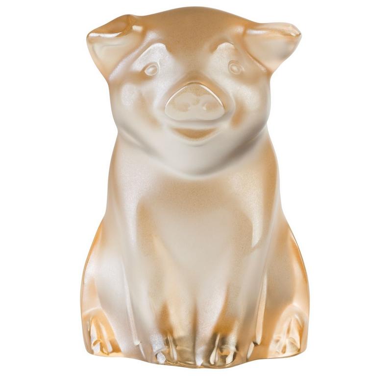 Lalique Pig