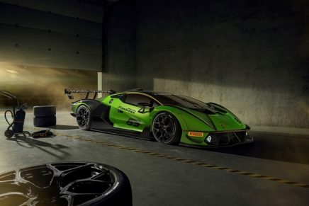 Lamborghini's latest Essenza SCV12 comes with arrive and drive events and hyperwatch