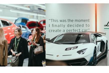 Automobili Lamborghini has launched a new awards program dedicated to women under 30