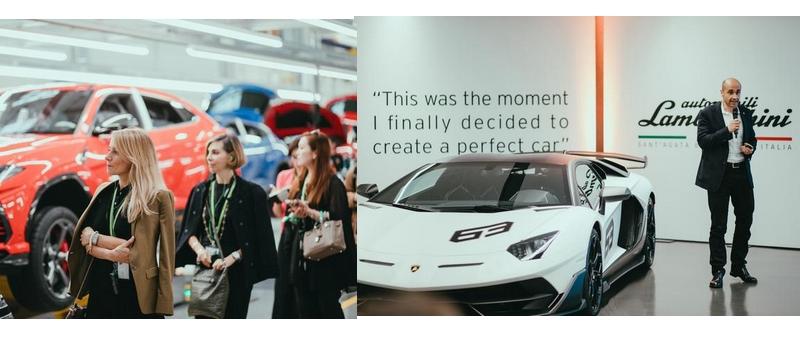 Lamborghini FUTURE FAB. INNOVATION & TRANSFORMATION AWARD-2019-