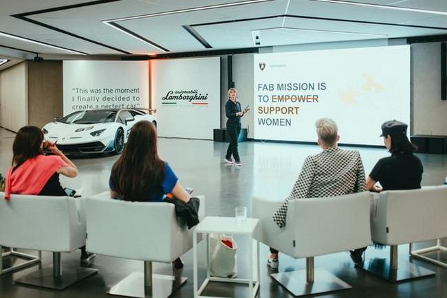 Lamborghini FUTURE FAB. INNOVATION & TRANSFORMATION AWARD