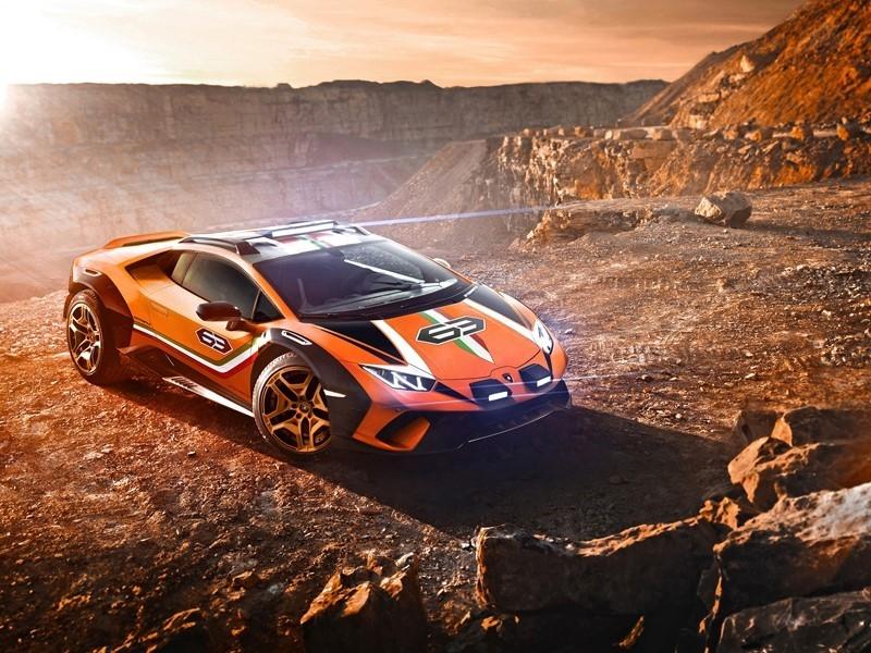 Lamborghini Huracán Sterrato 2019