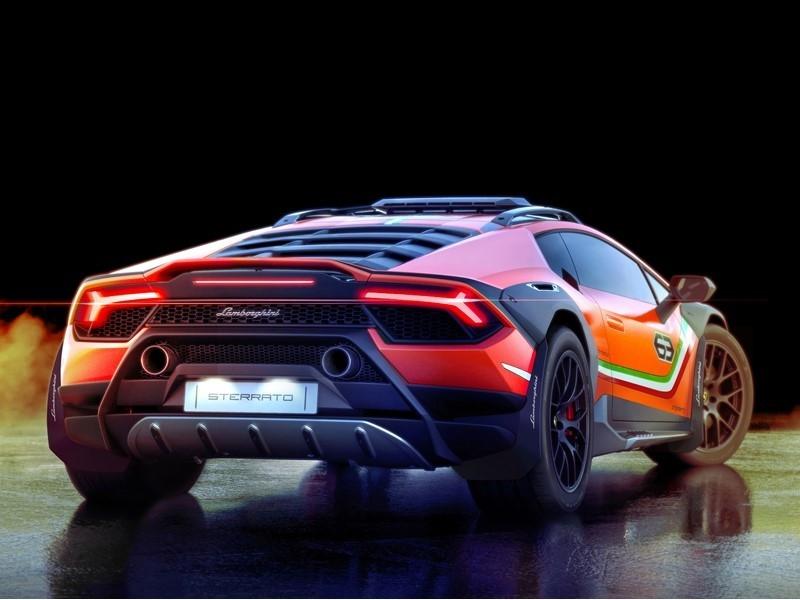 Lamborghini Huracán Sterrato Gallery
