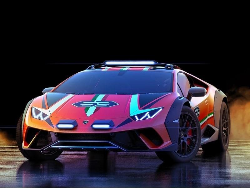 Lamborghini Sterrato Gallery