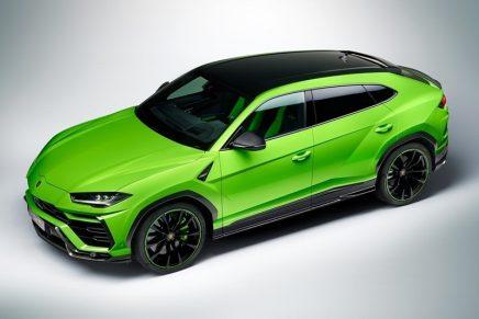Pearl Capsule: Lamborghini presents the Urus in the new design edition