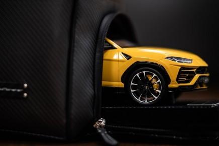 Enzo Bonafè, Hettabretz and Tecknomonster are celebrating the newly launched Lamborghini Urus Super SUV