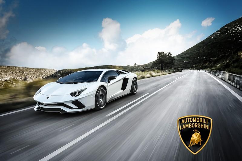 Lamborghini at MYS 2017 - car deck