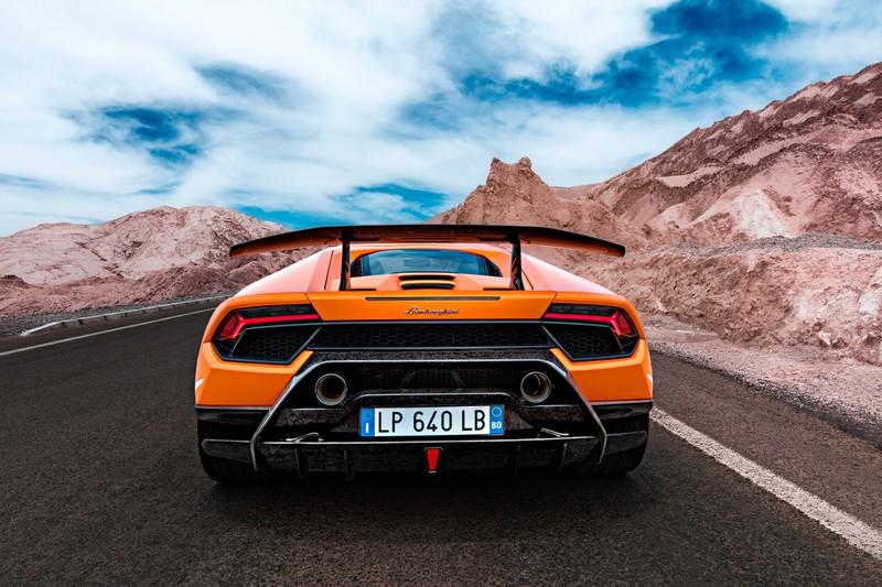 Lamborghini at MYS 2017