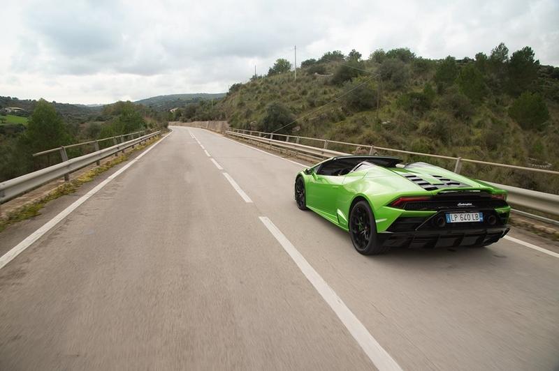 Lamborghini march 2019