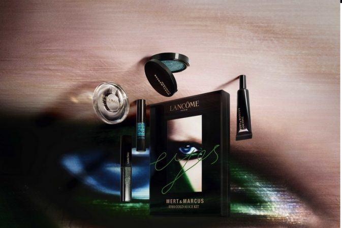 Lancôme and Mert & Marcus unveils a game changing electric coloured make-up collection