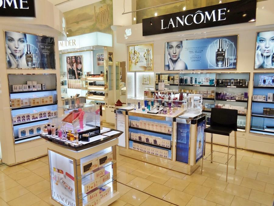 Lancome store