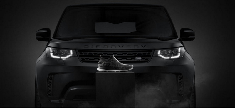 Land Rover and Clarks launch collaboration with men's shoe collection for autumn 2018