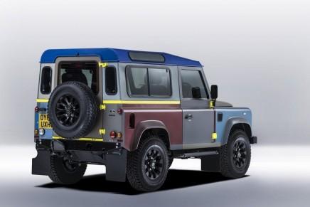 German firm to design successor to Land Rover Defender