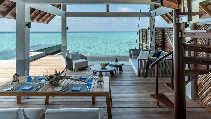 Landaa Giraavaru's new all-pool Water Villas 2019-int