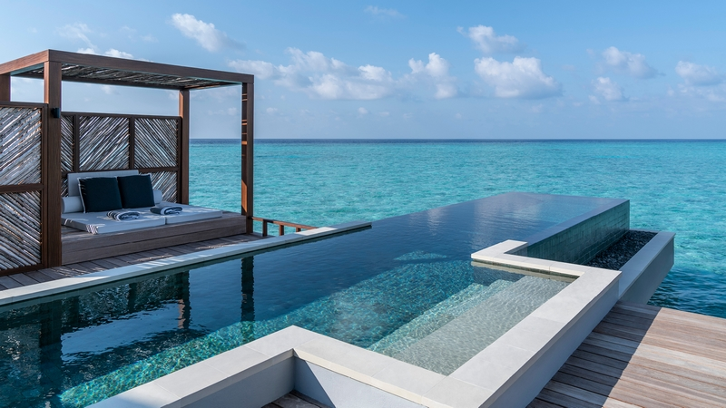Landaa Giraavaru's new all-pool Water Villas 2019