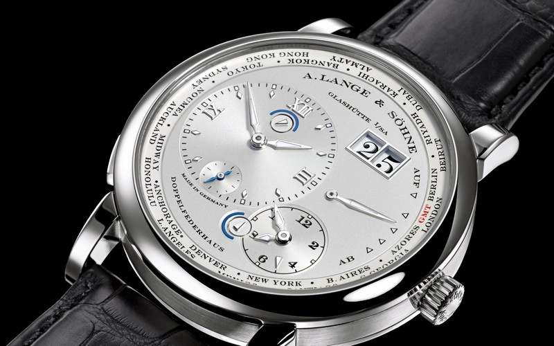 Lange 1 TIME ZONE Como Edition-photo