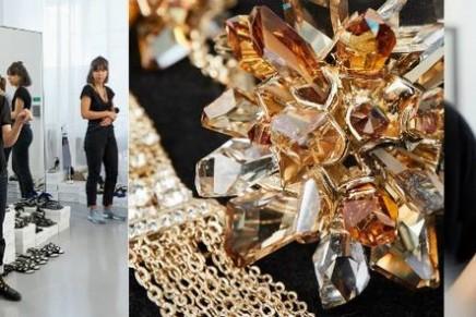 Paris fashion week: Bouchra Jarrar shows she means business at Lanvin
