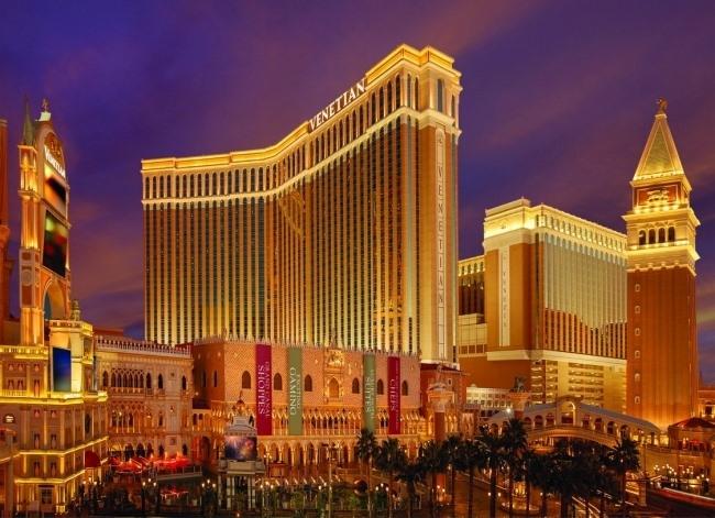Las Vegas Sands Properties 2019 Venetian