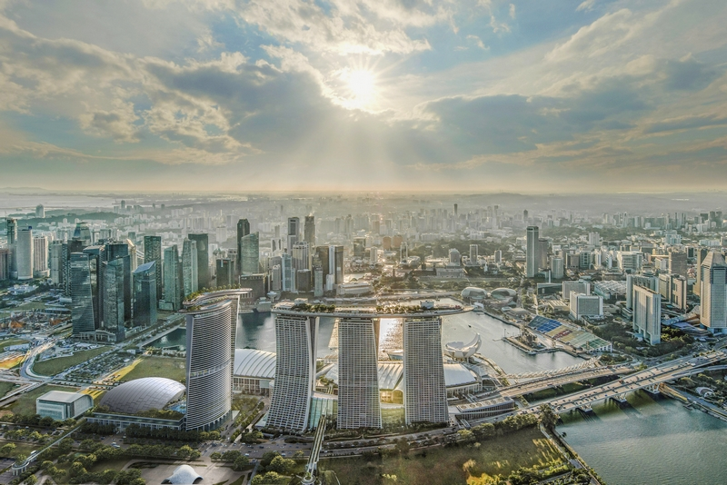 Las Vegas Sands announced the expansion plan for Marina Bay Sands in Singapore 2019