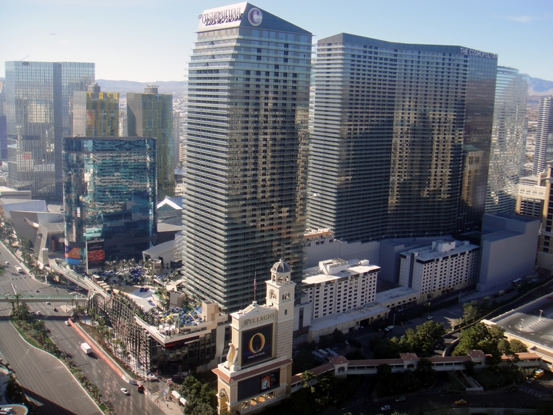 Las Vegas quest to become the ultimate luxury destination-