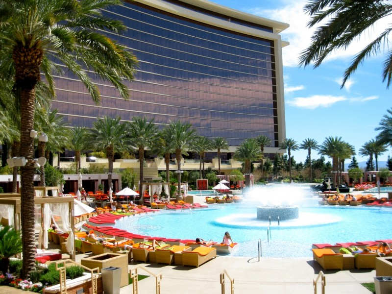 Las Vegas quest to become the ultimate luxury destination