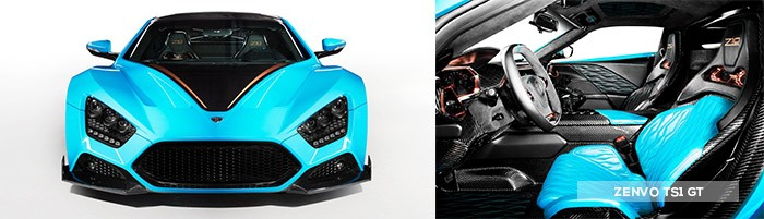 Latest supercar from ZENVO will be available for TEST DRIVE