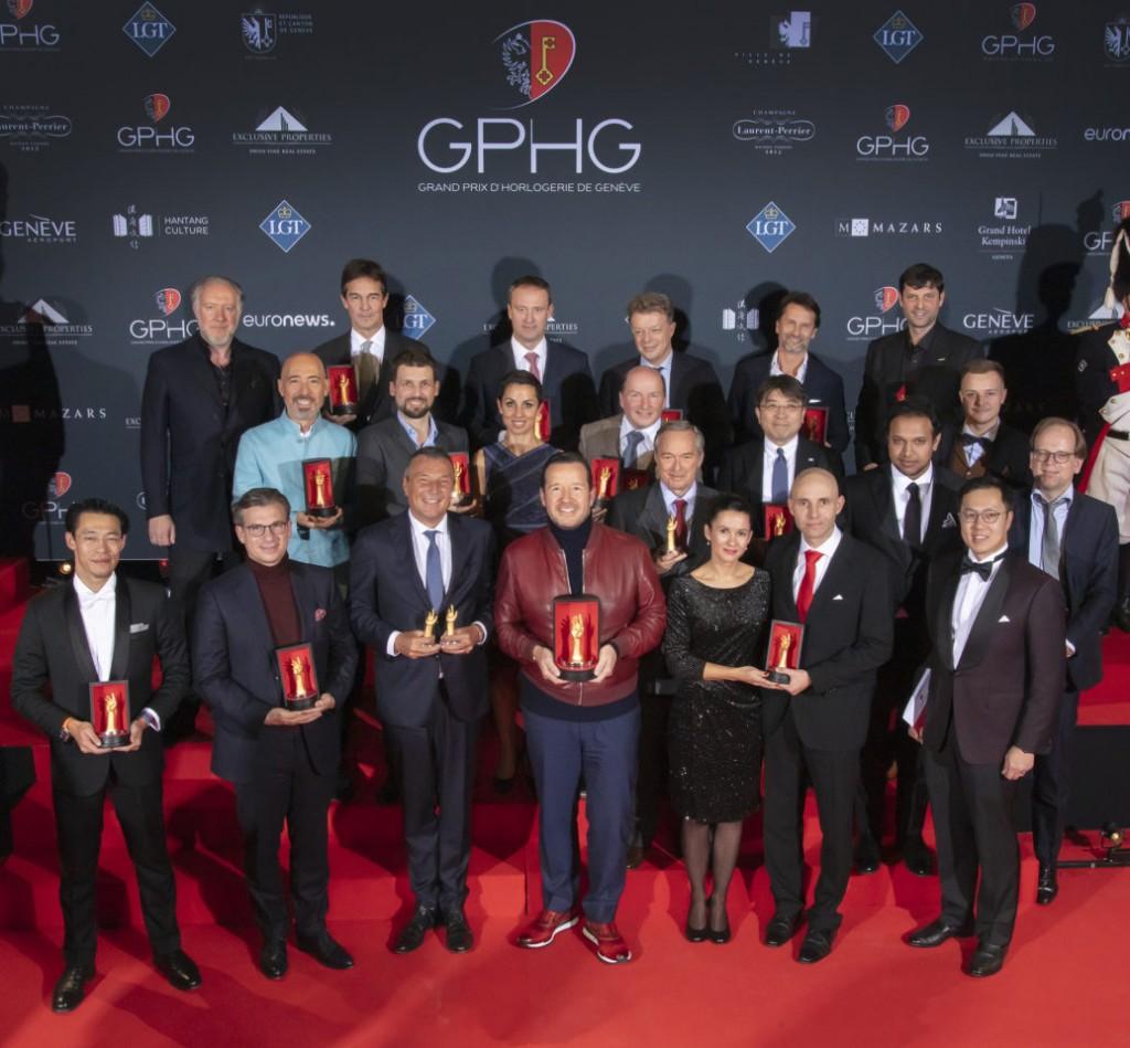 Laurats_GPHG 2019 winners