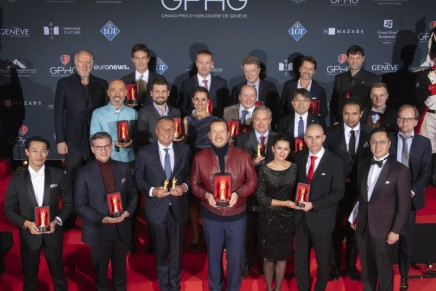 Grand Prix d'Horlogerie de Genève 2019: The watchmaking universe's big winners