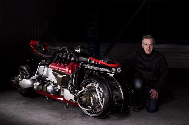 Lazareth's futuristic motorbike transforms into a flying hoverbike-2019-