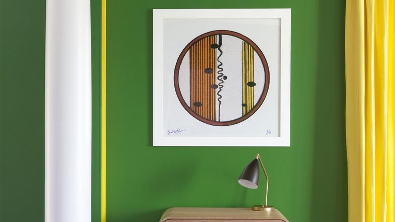 Le Bristol Paris' Suite by Bertrand Lavier-2019-04