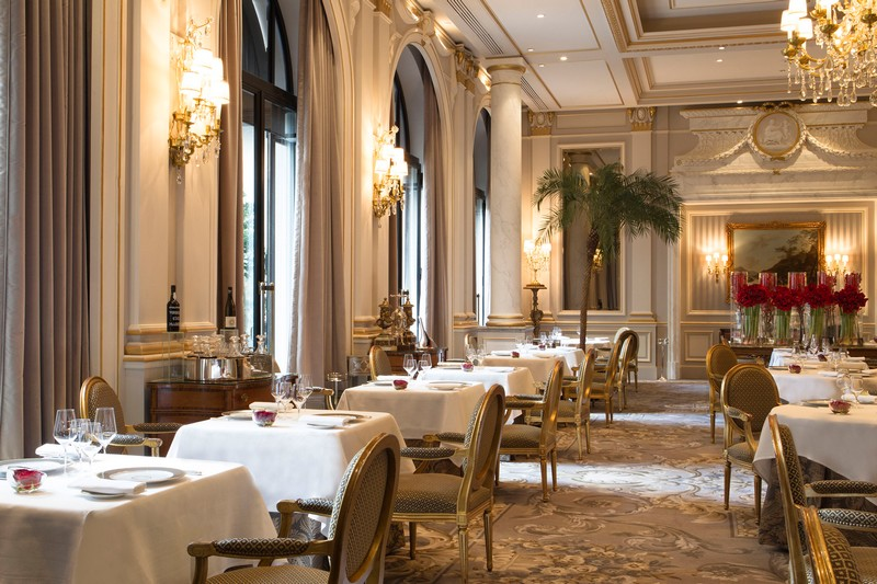 Le Cinq by Christian Le Squer at Four Seasons Hotel George V, Paris – 3 Michelin stars