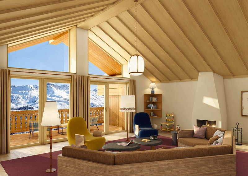 Le Coucou, the finest hideaway in Méribel-2019-chalets