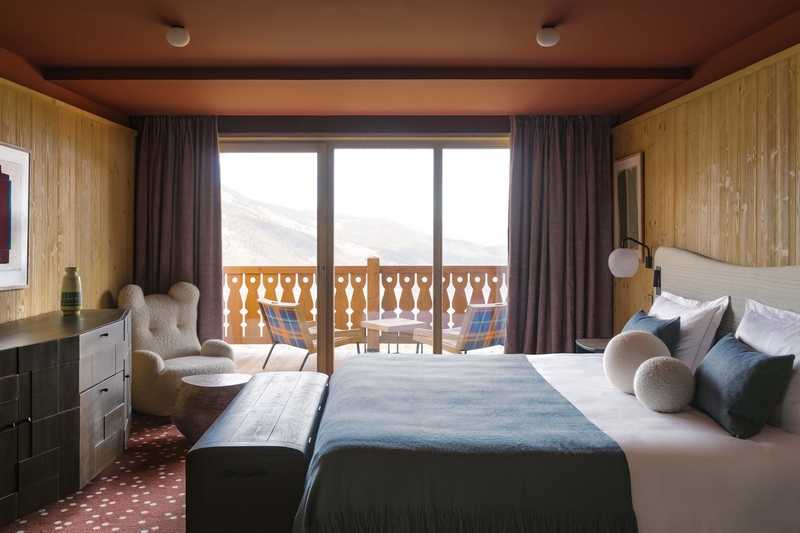 Le Coucou, the finest hideaway in Méribel