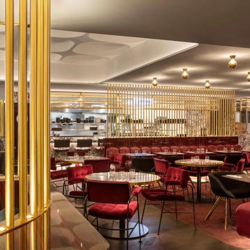 Le Drugstore in Paris designed by Tom Dixon-