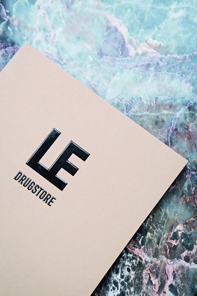 Le Drugstore in Paris designed by Tom Dixon-visual identity