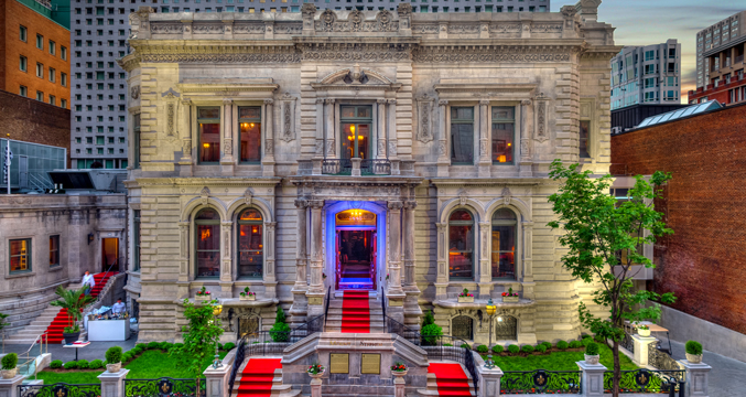 Le Mount Stephen in Montréal, Canada - new luxury hotel openings 2017-2018