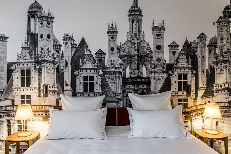 Le Relais de Chambord rooms-